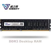Vaseky 4 Go 8 Go 2 Go RAM PC Mémoire Memoria Module ordinateur DDR3 PC3 bureau 12800 10600 1333Mhz 1600Mhz 2 g 4 g 8g 16gb 1333 1600