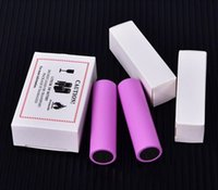 1000PCS Batería de alta calidad INR 25R 30Q VTC4 VTC5 VTC6 HE2 HE4 Hg2 18650 2100mAh 2500mAh 2600mAh 3.7V 3000mAh recargable de litio