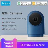 AQARA G2H Camera Hub Version Zigbee 3.0 1080P Smart IP Webcam Support Apple Homekit Xiaomi MI Home App Ai Détection Night-Vision