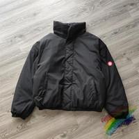 WARM Veste courte Parkas Hommes Femmes Top qualité matelassées en coton Zipper Manteaux Vêtements Vêtements d'extérieur