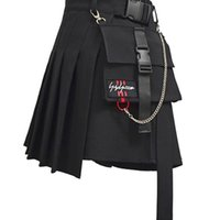 Опрятный стиль женские юбки весенние летние юбки женские высокие талии кружев большой мини-юбка для девочек A-Line юбка Aiyanga T200106