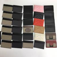2020 Tarjetas de tarjetas de tarjetas de tarjetas de tarjeta de crédito Mini Mini Mini y femenino de alta calidad Tarjetas Tarjetas Tarjetas Pequeñas y exquisitas