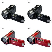 US EU UK AU Plug 1080P Vlog Camera 16 Million Pixel DV Digital Video Camera High Quality