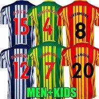 2021 غرب لكرة القدم الفانيلة Livermore Diang Brunt Brumwich Albion Home بعيدا 20 21 21 الرجال والاطفال قميص كرة القدم