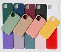 جديد لينة tpu غطاء القضية لفون 12 حالة مع غطاء اللون المضاد للغبار لحالة غطاء iPhonex XR