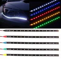 3528 15 Smd 30см LGHT Бар Модифицированные лампы 1210 Автомобильные светодиодные Soft Light