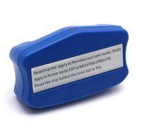 Depósito de mantenimiento de la viruta Resetter para T04D100 T04D1 C13T04D100 para Epson L6168 L6178 WF-2800 L6170 L6190 L6171 L6160 M2140 impresora ET-3710