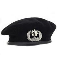 Cosplay Lã Inverno Beret Hat Homens Mulheres Partido Sailor Cap 201026