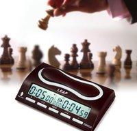 Leap PQ9903A Horloge d'échecs numériques multifonctionnement Wei Chi Compte de la minuterie d'alarme d'échecs Reloj Ajedrez Tempo Bbykyy Bdesports