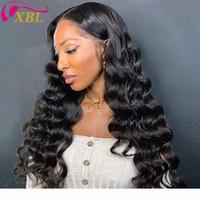 Nueva moda Virgin Deep Wave Close Peluca de cabello humano dentro de diferentes tamaños Peluca Virgin Human Hair