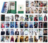 20 ящиков / Лот BTS Быть новой 2 версии Lomo Card