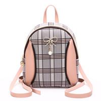 Для девушки сумка рюкзак bagpack mini vento crossbody новые плещечные женщины плечо корейский кошелек телефон стиль подростки модный женский marea xbqix