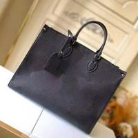 أزياء المرأة حقائب اليد الكلاسيكية المطبوعة الجلود تصميم سعة كبيرة أعلى سيدة حقيبة عارضة عالية الجودة حقيبة يد محفظة