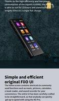 Freeshipping M3 Pro Full Touchscreen Verlustloser DSD HIFI Portable Music Player MP3 Support USB DAC HD-Aufnahme E-Book Eingebauter Rechner
