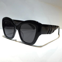 0808 جديد أزياء نظارات المرأة القط العين إطار نظارات المرأة شعبية نمط أعلى جودة uv 400 حماية جودة عالية مع حالة 0808S