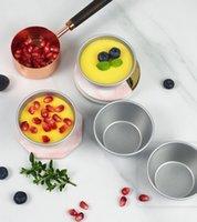 Яичные пирожные формы для выпечки пресс-формы домашнего пирога выпечки печенье печенье пудинг пресс-формы алюминиевый сплав формы кухня многоразовые DIY инструменты GWE8877