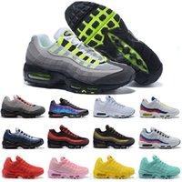 2019 Erkekler OG Yastık Donanma Spor Yüksek Kaliteli Chaussure Yürüyüş Çizmeler Erkekler Rahat Ayakkabılar Yastık Sneakers Boyutu 36-46 K2R5