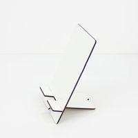 Neue Ankunft Heißer Verkauf benutzerdefinierte Sublimation Telefonständer für Mobiltelefon für iPad Universal Unbelegte Telefonständer Kann Ihr eigenes Design anpassen