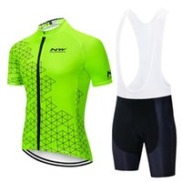 Northwave 2020 cycling jersey men Summer Short Sleeve Set Ma...
