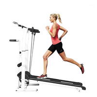 Treadmill machinery home fitness inverted small mini walking...