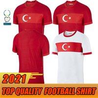 Mailleots de Football تركيا Soccer Jersey 20 21 يازيكي Caglar Söyüncü Demiral Ozan Kabak Calhanoglu Celik shirts