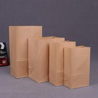 General Kraft Carta Regalo Regalo Frigorifero Confezione da imballaggio Sacchetto di imballaggio alimentare Packaging Bag