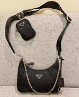 Кошелек качественное плечо 2005 CROS Tote Lady Juhq нейлоновая сумка кожаный Duffle Знаменитые сумки сумки на редикат Высокий дизайнер HOBO WALLET W PULOG