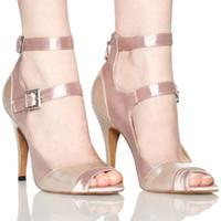 venda-Mulheres Hot personalizados salto alto sapatos de dança latina mulheres sapatos de dança do ventre tango dança usam transporte comunhão normas nacionais Praça