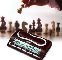 LEAP PQ9903A Многофункциональные цифровые шахматные часы Wei Chi COUNT вверх по шахматному таймеру тревоги reloj ajedrez t sqcaeh dh_seller2010