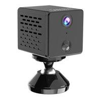Cámaras 1080P 4G batería mini cámara IP 2600mAh WiFi IR Noche Seguridad de vigilancia