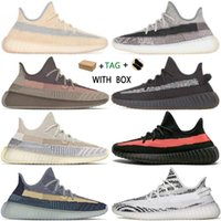 yeezy boost 350 v2 2021 kanye west yeezys chaussures men yecheil scarpe yezzy shoes 3m white black reflective mens women sneakers