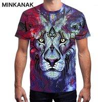 Británico estilo graffiti tigre animal impresión camiseta hombre wman al aire libre deportes sueltos tees adulto envío rápido día de navidad tees1