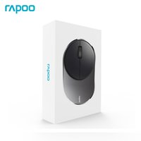 Rapoo M600 Fashion Portable Wireless Silent Multi- mode Bluet...