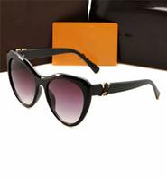 Diseño de moda Gafas de sol Moda Gafas de sol Hombres Vidrio de conducción de verano Sin caja