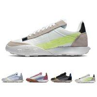 Yakışıklı Ldv gözleme yarışçı siyah güneş hayalet zirvesi beyaz erkekler kadınlar eğitmenler doğa sporları ayakkabı 36-45 koşu ayakkabıları 2x erkek