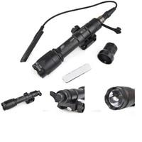 والدليل على الادسنس المياه Surefir M600C التكتيكية الكشفية ضوء LED 360 التجويف مضيا الادسنس M600 سلسلة EX072
