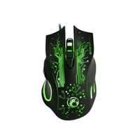IMICE Professional Wired Gaming Mouse 2400DPI Optical Macro ...