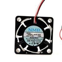 La original para NMB 4015 1606KL-05W-B59 L02 24V 0.08A FH6-1742 3 Conductores ventilador de refrigeración