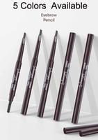 الحاجب معززات تينت مستحضرات التجميل الطبيعية طويل الأمد الطلاء الوشم الحاجب للماء الأسود براون قلم الحواجب ماكياج أداة حزمة
