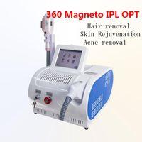 2020New نمط متعدد الوظائف جديد وصول جديد 2000W المحمولة IPL SHROPT 360 آلة إزالة الشعر بالليزر البصري المغناطيسي لآلة استخدام صالون