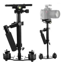 Foto S40 + 0.4m 40cm Liga de alumínio Handheld Steadycam estabilizer para Steadicam para Fotografia DSLR Video Camera1