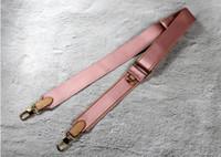 Tracolla larga di alta qualità per borse Sostituzione cinturino in pelle Borse in pelle Accessori Cinture da donna Borsa, Consegna Box Card Cert