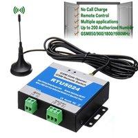 RTU5024 GSM RELAY SMS вызова Пульт дистанционного управления GSM Rate Switch Переключатель для управления домашним прибором (RTU 5024) Парковка Systems1