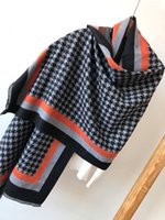 New Autumn Winter brand scarf High quality, soft, warm, multi-functional cashmere scarf ladies gift scarf women's scarves
