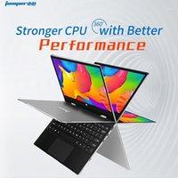 Dizüstü bilgisayarlar Jumper ezbook X1 Dizüstü 11.6 inç FHD IPS Dokunmatik Ekran 360 Derece Döndür Ultrabook 4 GB + 128 GB 2.4G / 5GHz WIFI Notebook1