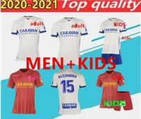 2020/21 echtes zaragoza weg fußball home shinji kagawa pereira alberto camisetas de futbol mann kinder kit fußballhemden