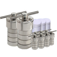 Stainless Steel Hydrothermal Autoclave Reactor + Chamber Syn...