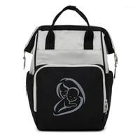 Детская сумка Подгузник Рюкзак Мать Детская Уход Большие Подвесные Сумки Материзические Сумки Tote Открытый для Коляска Водонепроницаемый BSL0501