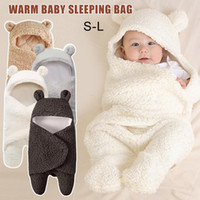 Practical Soft Keep Warm Baby Sleeping Bag Baby Quilt Thicke...