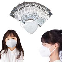 KN95 Kid Маски mascarilla Защитные одноразовые маски для лица производитель пыле маски 5 plys рот для детей Kid